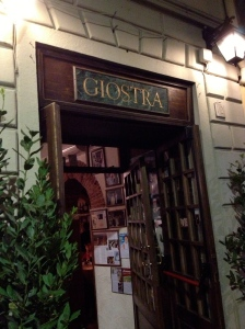 La Giostra in Florence